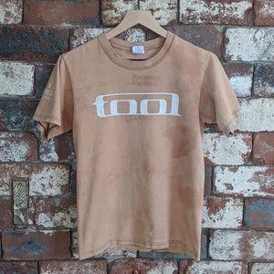 Bleached Tool 2009 tour t-shirt